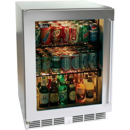 Perlick HP24RO3RDNU Freestanding All Refrigerator Outdoor Refrigerator