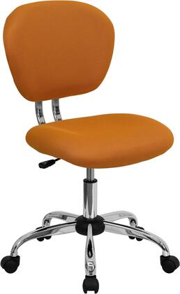 """Flash Furniture H2376FORGGG 23.5"""" Adjustable Contemporary Office Chair"""