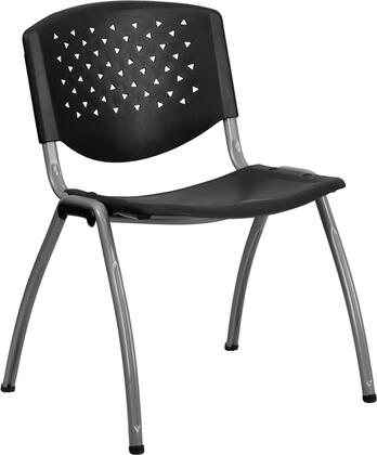 "Flash Furniture RUTF01ABKGG 20.5"" Contemporary Office Chair"