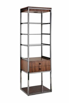 Stein World 750065Palermo Series  Bookcase