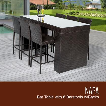 NAPA BARTABLE WITHBACK 6