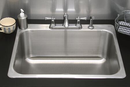 Aline SS1312512RE Kitchen Sink