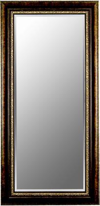 Hitchcock Butterfield 761409 Cameo Series Rectangular Wall Mirror