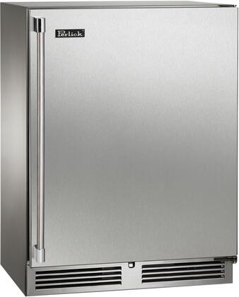 Perlick HH24RS31R Signature Series Compact Refrigerator with 3.1 cu. ft. Capacity in Stainless Steel