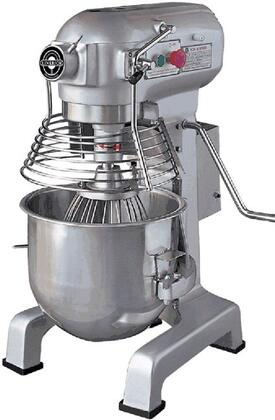 Eurodib M20ETL 20 Quarts Professional Planetary Food Mixer for Mixing, Kneading and Emulsifying with 13 lbs/hr Kneading Capacity