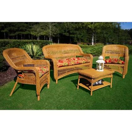 Tortuga PS4SAMBER Transitional Patio Sets