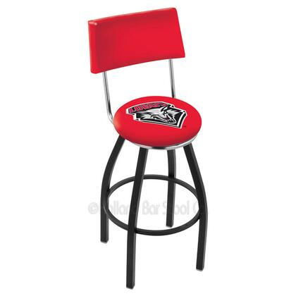 Holland Bar Stool L8B430NEWMEX Residential Vinyl Upholstered Bar Stool