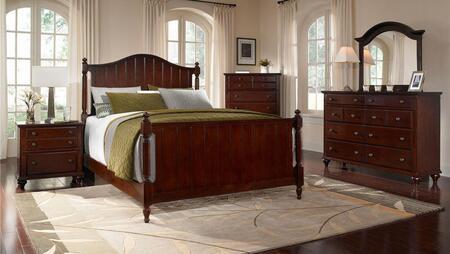 Broyhill HAYDENPANELBEDDCQSET4 Hayden Place Queen Bedroom Se