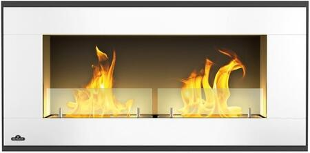 Napoleon WMFE3W Wall Mountable Vent Free Bioethanol Fireplace