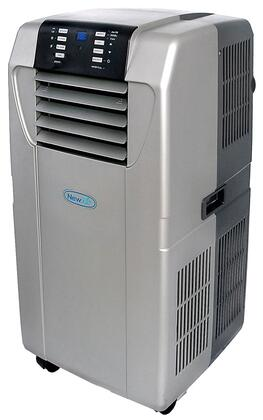 Newair AC12000H Portable Air Conditioner Cooling Area,