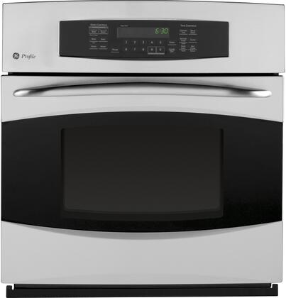 GE Profile PK916SRSS Single Electric  Yes Wall Oven |Appliances Connection