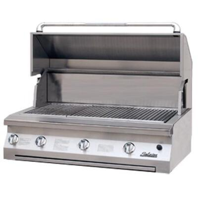 Solaire SOLIRBQ42 Built In Grill, in Stainless Steel