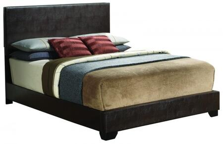 Glory Furniture G1800QBUP  Queen Size Panel Bed