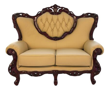J. Horn 2118L Traditional Style Loveseat