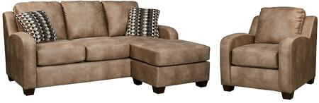 Benchcraft 60003QSSC Alturo Living Room Sets