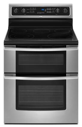 Whirlpool GGE388LXS Gold Series Electric Freestanding