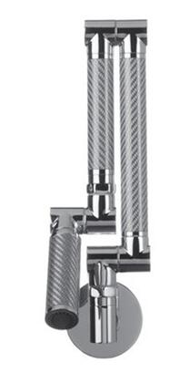 Kohler K-6228- Wall Mount Kitchen Faucet from Karbon Collection: