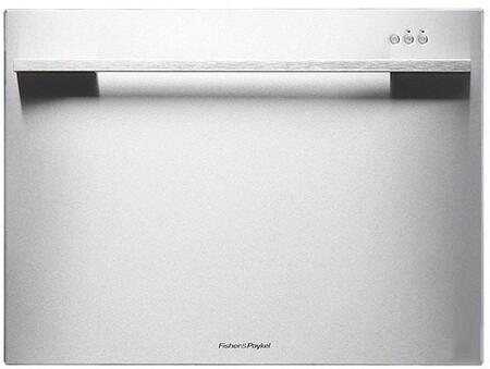 Fisher Paykel DD24SDFTX6V2 DishDrawer Series Drawers Semi-Integrated Dishwasher with in Stainless Steel
