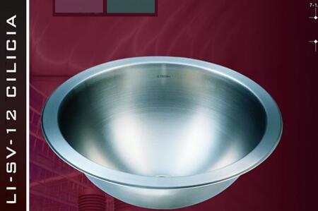 C-Tech-I LISV12 Bathroom Sink
