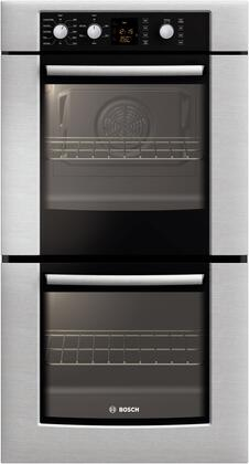 Bosch HBN3550UC Double Wall Oven, in Stainless Steel