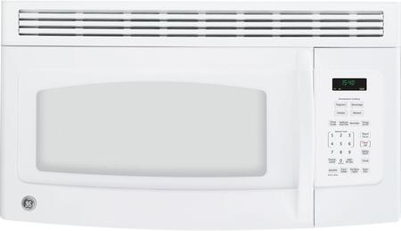 GE JNM1541DMWW 1.5 cu. ft. Capacity Over the Range Microwave Oven |Appliances Connection