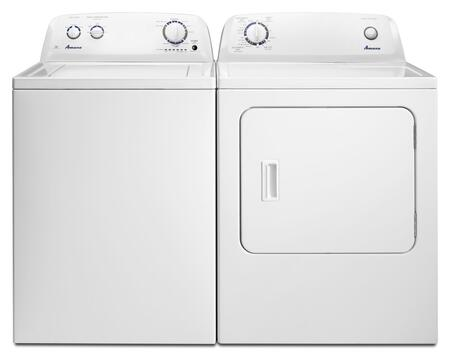 Amana AMA2PCTL28EWKIT1 Washer and Dryer Combos