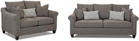 Klaussner K30300KL2PCSTLKIT1 Diego Living Room Sets