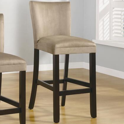 Coaster 100590TPE Bloomfield Series Residential Fabric Upholstered Bar Stool