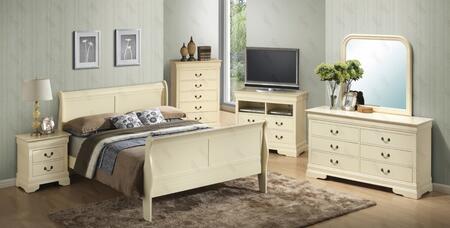 Glory Furniture G3175AKBSET King Bedroom Sets
