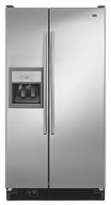 Maytag MSF22C2EXM Freestanding Side by Side Refrigerator
