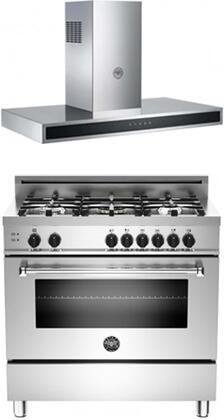 Bertazzoni 714843 Master Kitchen Appliance Packages