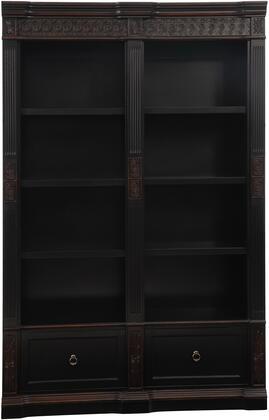 Coaster 800922 Nicolas Series Wood 7-8 Shelves Bookcase
