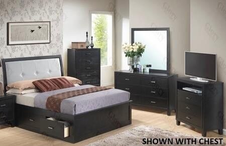 Glory Furniture G1250FTSB2DMTV G1250 Twin Bedroom Sets