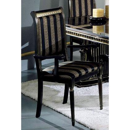 VIG Furniture VGACROSELLAAC Rosella Series Modern Fabric Wood Frame Dining Room Chair