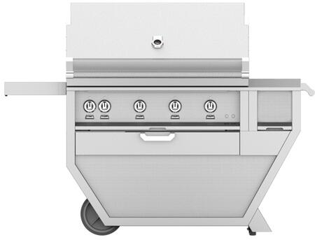 60 in. Deluxe Grill with Worktop   Steeletto