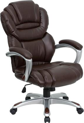 "Flash Furniture GO901BNGG 27.25"" Contemporary Office Chair"