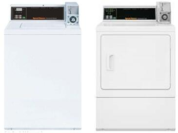 Speed Queen 736325 Washer and Dryer Combos