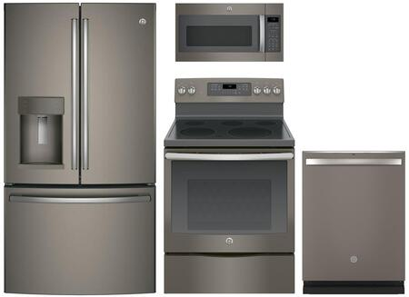 GE 724259 Kitchen Appliance Packages