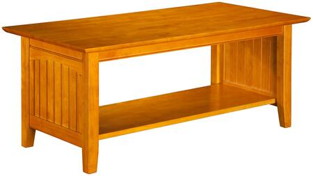 Atlantic Furniture AH1530 Nantucket Coffee Table