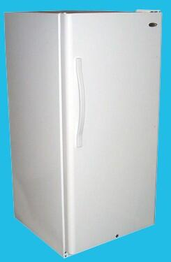 Haier HUF138PA Freezer on