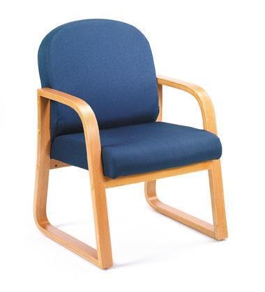 """Boss B9560BE 24""""  Office Chair"""