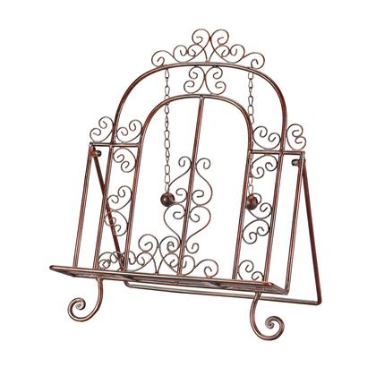 Sterling 441073 Book Stand Series  Metal Magazine Rack