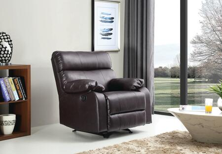 Glory Furniture G535RC G53 Series Faux Leather  Recliners