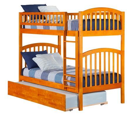 Atlantic Furniture AB64157  Twin Size Bunk Bed