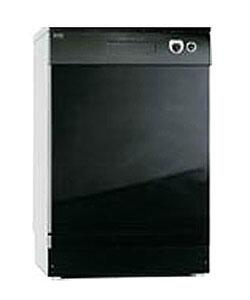 Asko D5122ADAB  Built-In Full Console Dishwasher with in Black
