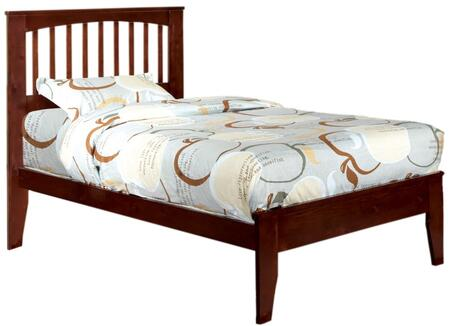 Furniture of America CM7908CHFBED Pine Brook Series  Full Size Bed