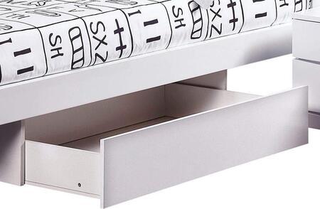 Global Furniture USA EmilyDrawer Optional Drawer for Bed