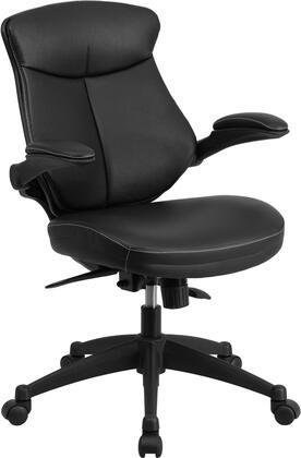 "Flash Furniture BLZP804GG 26"" Adjustable Contemporary Office Chair"