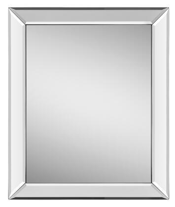 Ren-Wil MT1184  Rectangular Portrait Wall Mirror