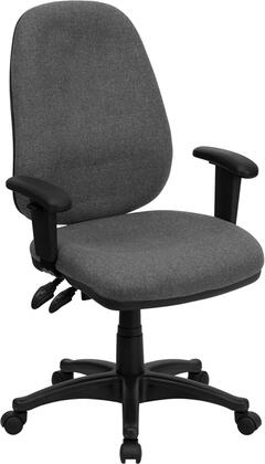 "Flash Furniture BT661GRGG 25.5"" Adjustable Contemporary Office Chair"